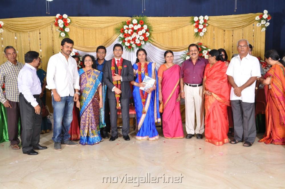 Sivakumar Wife Lakshmi Karthi Lakshmi Sivakumar at