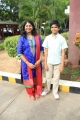Singer Vinaya Prasad @ Ramanujan Movie Press Meet Stills
