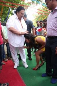 Dasari Narayana Rao @ Ramasakkanodu Movie Opening Stills