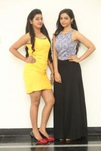 Tarunika Singh, Nithya Shetty @ Ramasakkanodu Movie Opening Stills