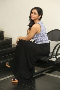 Nithya Shetty @ Ramasakkanodu Movie Opening Stills