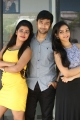 Tarunika Singh, Rahul Ravindran, Nithya Shetty @ Ramasakkanodu Movie Opening Stills