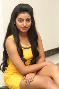 Actress Tarunika Singh @ Ramasakkanodu Movie Opening Stills