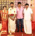 Jiiva @ Ramesh Kanna Son Jashwanth Kannan Priyanka Marriage Photos
