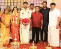 Mayilsamy @ Ramesh Kanna Son Jashwanth Kannan Priyanka Marriage Photos