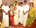 Prem @ Ramesh Kanna Son Jashwanth Kannan Priyanka Marriage Photos