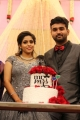 Ramesh Khanna Son Jashwanth Kannan Priyanka Wedding Reception Stills