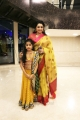 Nainika, Meena @ Ramesh Khanna Son Jashwanth Kannan Priyanka Wedding Reception Stills