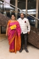 Thiyagu @ Ramesh Khanna Son Jashwanth Kannan Priyanka Wedding Reception Stills
