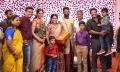 Actor John Vijay @ Ramesh Thilak Navalakshmi Wedding Reception Stills