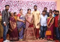 Actor Kaali Venkat @ Ramesh Thilak Navalakshmi Wedding Reception Stills