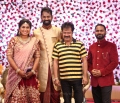 Actor Pandiarajan @ Ramesh Thilak Navalakshmi Wedding Reception Stills