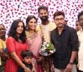 Actor RJ Balaji @ Ramesh Thilak Navalakshmi Wedding Reception Stills