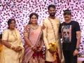 Actor Selva @ Ramesh Thilak Navalakshmi Wedding Reception Stills
