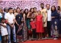 Actress Kasthuri @ Ramesh Thilak Navalakshmi Wedding Reception Stills