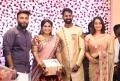 Actress Suja Varunee @ Ramesh Thilak Navalakshmi Wedding Reception Stills