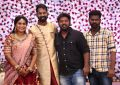 Actor Bala Saravanan @ Ramesh Thilak Navalakshmi Wedding Reception Stills
