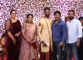 Actor Rajkumar @ Ramesh Thilak Navalakshmi Wedding Reception Stills