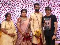 Actor Selva @ Ramesh Thilak Navalakshmi Wedding Reception Stills