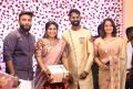 Actress Suja Varunee @ Ramesh Thilak Navalakshmi Wedding Reception Stills