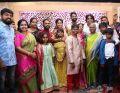 Vijay Sethupathi wife Jessy Sethupathi @ Ramesh Thilak Navalakshmi Wedding Reception Stills