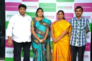 Ramapuram Green Trends Salon Launch Stills