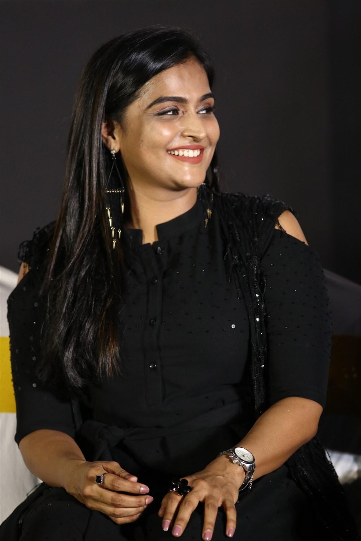 Actress Ramya Nambeesan New images @ Plan Panni Pannanum Audio Launch