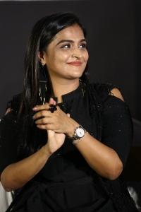 Actress Ramya Nambeesan Images @ Plan Panni Pannanum Audio Launch