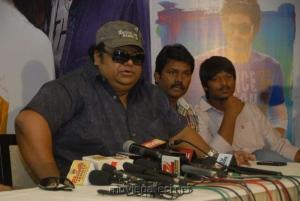 Naa Ishtam Press Meet Stills