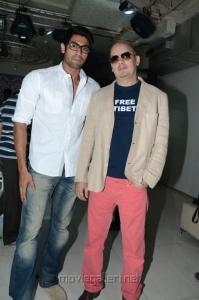 Rana at Tonic n Club Party Hyderabad