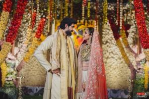 Rana Daggubati Miheeka Bajaj Marriage Images