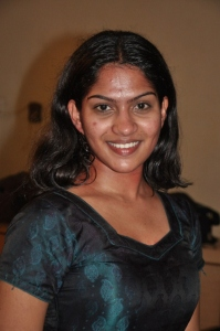 Actress Swasika at Ranam Tamil Movie Shooting Spot Stills