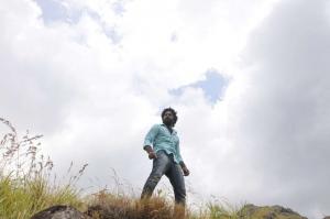 Actor Veera in Ranam Movie Stills