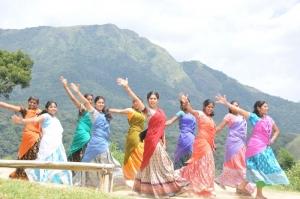 Actress Swasika Dance in Ranam Movie Song Stills