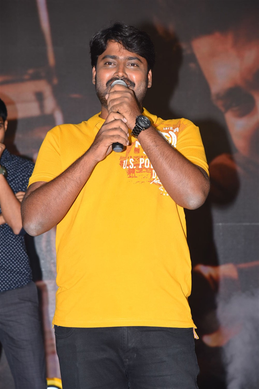 Sudarshan @ Ranarangam Pre-Release Event Stills