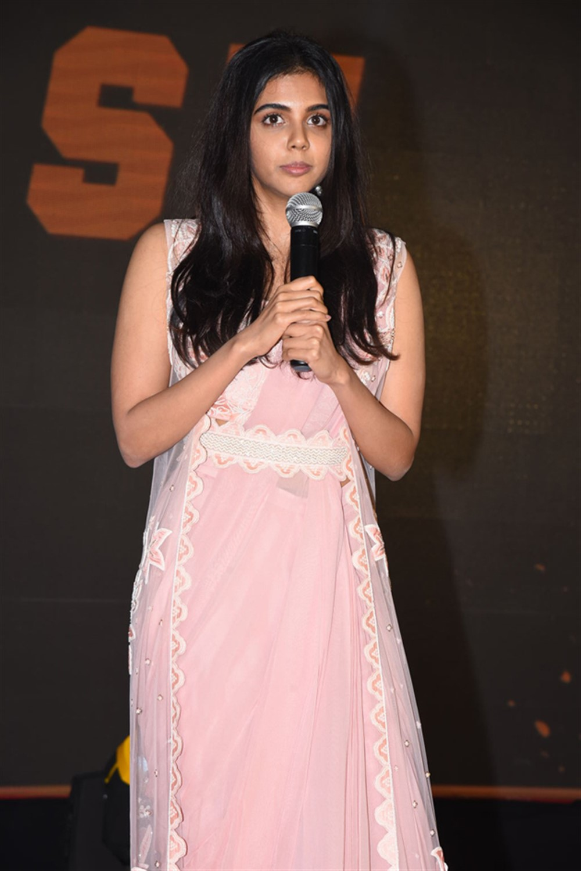 Kalyani Priyadarshan @ Ranarangam Pre-Release Event Stills