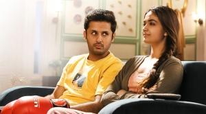 Nithin, Keerthy Suresh in Rang De Movie Images HD