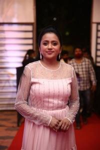 Anchor Suma @ Rang De Movie Pre Release Event Photos
