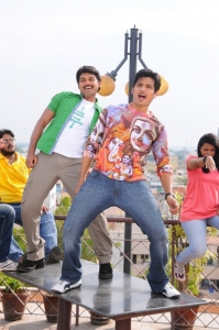Jeeva, Ajmal Ameer @ Rangam Movie Pictures