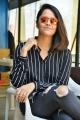 Rangasthalam Actress Anasuya Interview Stills