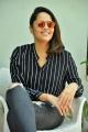 Rangasthalam Heroine Anasuya Interview Stills