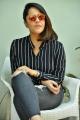 Rangasthalam Actress Anasuya Bharadwaj Interview Stills
