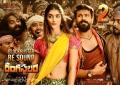 Pooja Hegde, Ram Charan in Rangasthalam Movie 2nd Week Posters