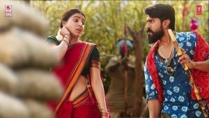 Rangasthalam Movie Ram Charan, Samantha HD Photos