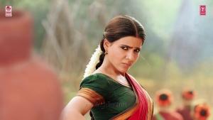Actress Samantha in Rangasthalam Movie HD Photos