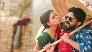 Ram Charan, Samantha in Rangasthalam Movie HD Photos