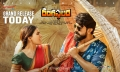 Samantha, Ram Charan in Rangasthalam Movie Release Today Posters