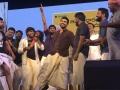 Ram Charan Dance @ Rangasthalam Success Meet Photos