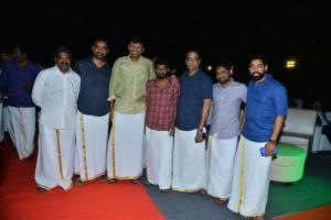 Rangasthalam Success Meet Photos