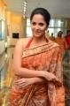Actress Anasuya @ Rangasthalam Thank You Meet Stills